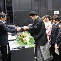 平成24年度日本大学芸術学部学位記授与式の報告