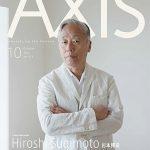 雑誌AXIS誌10月号の「産学連携の正しいやり方」に日芸デザイン学科の